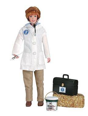 Breyer - Veterinarian with Vet Kit 8'' Figure