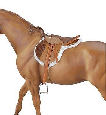 Breyer - Devon English Hunt Seat Saddle