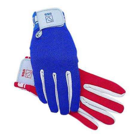 SSG Polo/Team Roper Gloves - Left Hand