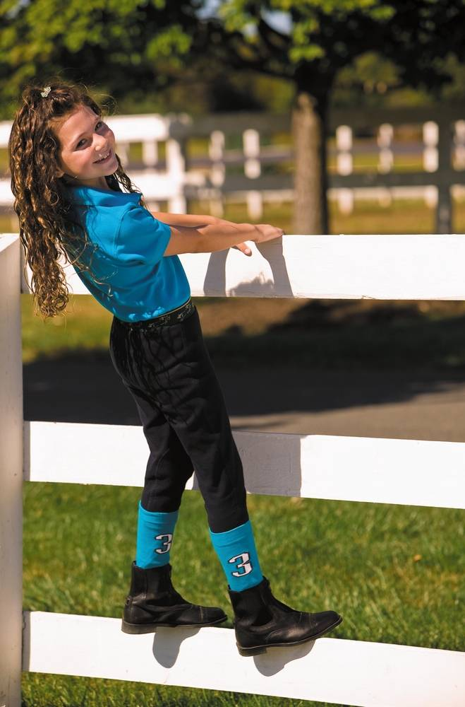 TuffRider Kids Schooler Riding Tights