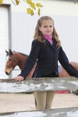 Tuffrider Childs Devon Show Coat