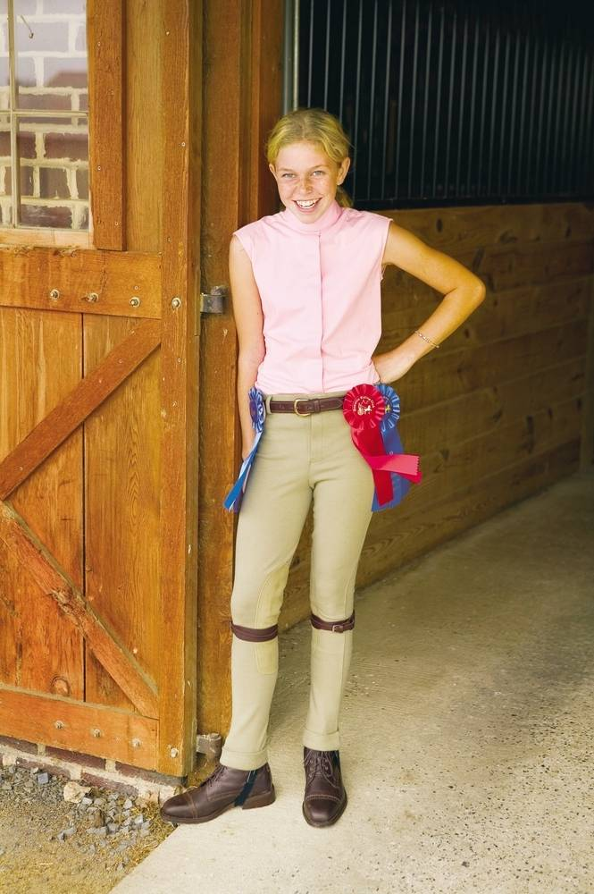 TuffRider Light Cotton Pull On Jodhpurs Extra