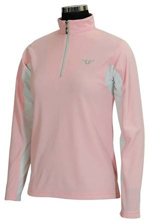 Tuffrider Ventilated Tech Shirt - Ladies, Long Sleeve