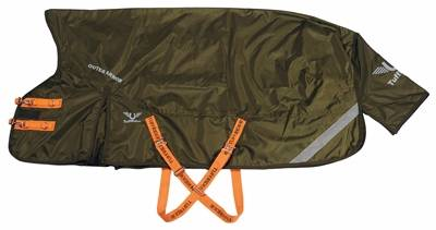 Tuffrider 1200D Outer Armor Turnout Blanket - Medium Weight