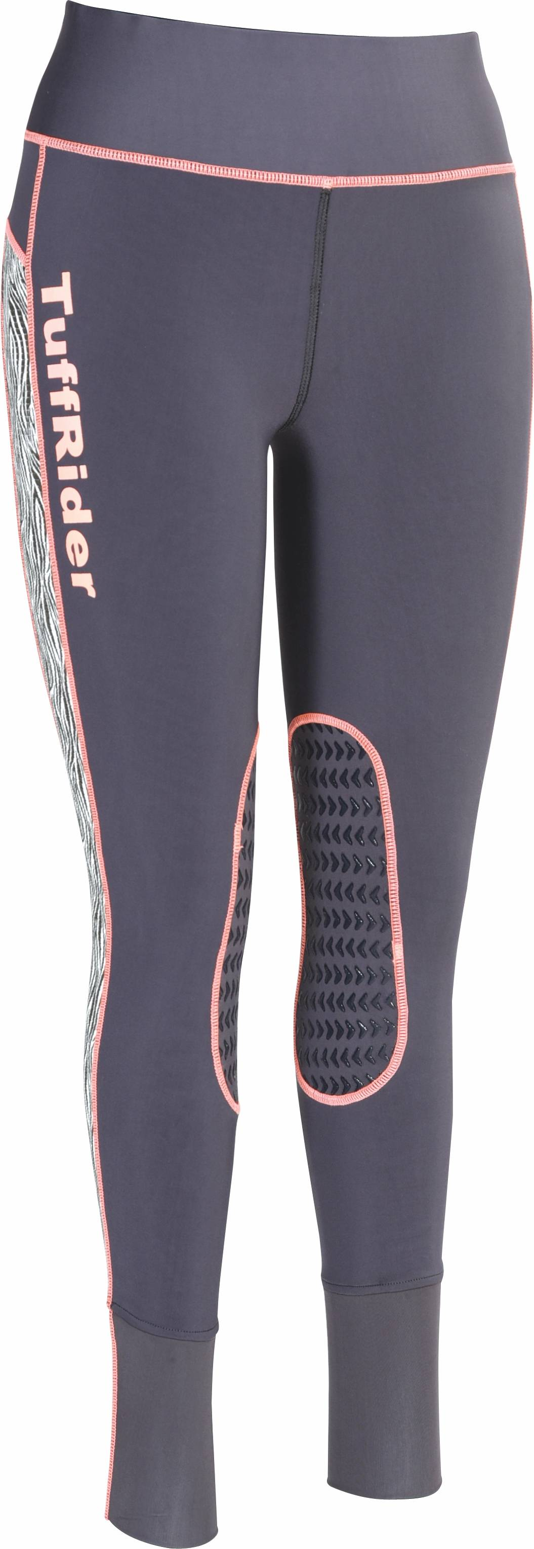 Tuffrider Zebra Marathon Tights - Ladies