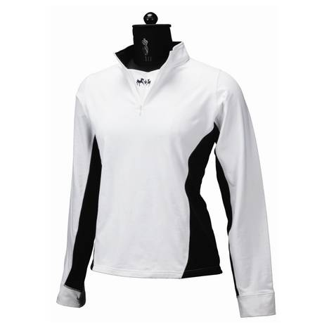 Equine Couture Ladies Sportif Technical Long Sleeve Shirt