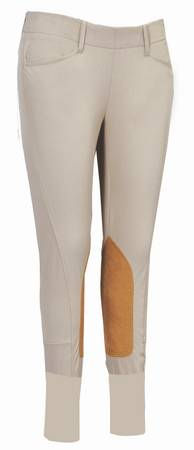 Equine Couture Ladies Champion Side Zip Riding Breeches