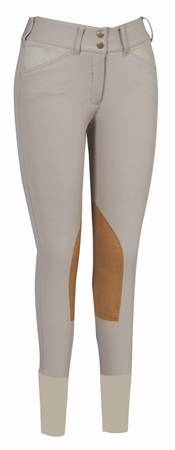 Equine Couture Ladies Champion Front Zip Riding Breeches