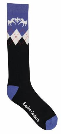 Equine Couture Ladies Hadley Socks