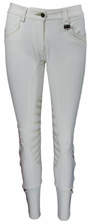Equine Couture Ladies Ingate Knee Patch Breech