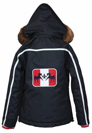 Equine Couture Fjord Jacket Kids