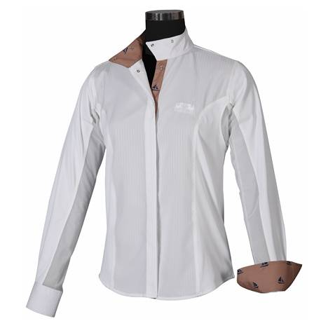 Equine Couture Ladies Boat Show Shirt