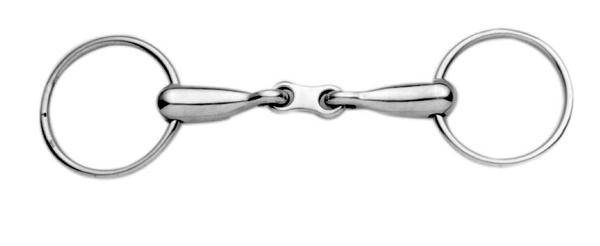 Korsteel French Link Training Snaffle