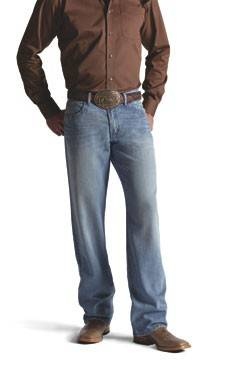 Ariat M3 Athletic Jeans -Mens, Quicksilver