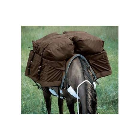 Weaver Pack Saddle Nylon Panniers