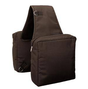 Weaver Heavy Duty Nylon Saddle Bags