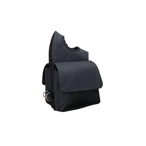 Weaver Nylon Pommel Bag