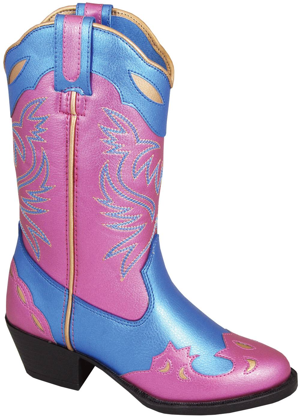 Smoky Mountain Lila Boots - Childrens - Pink/Blue
