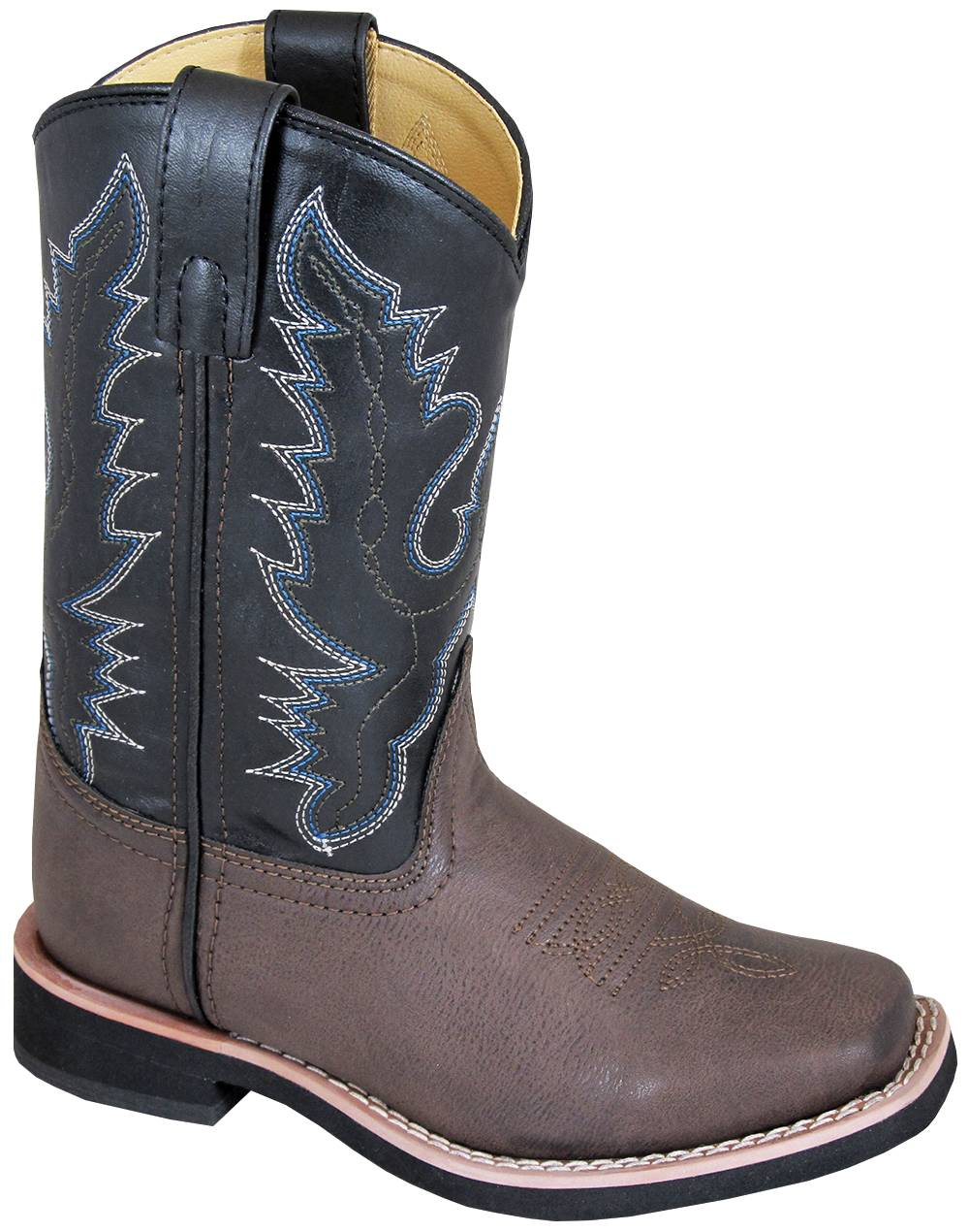 Smoky Mountain Tyler Boots - Children's - Brown/Black