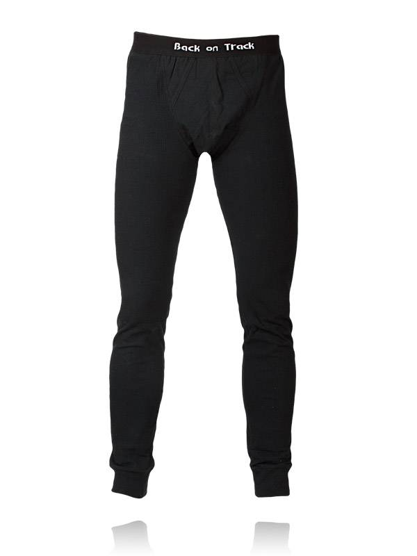 Back on Track Therapeutic Mens Cotton Poly Long Johns