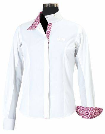 Equine Couture Kelsey Show Shirt - Ladies