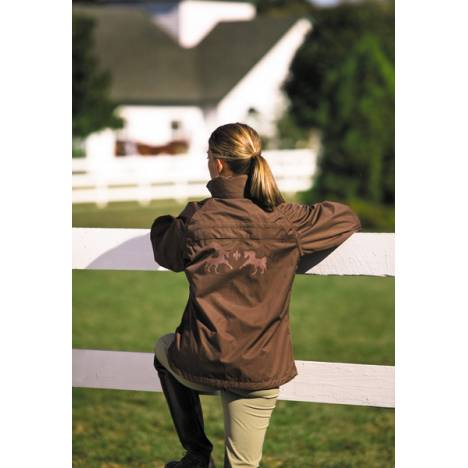 Equine Couture Ladies Amazon Rain Shell Jacket