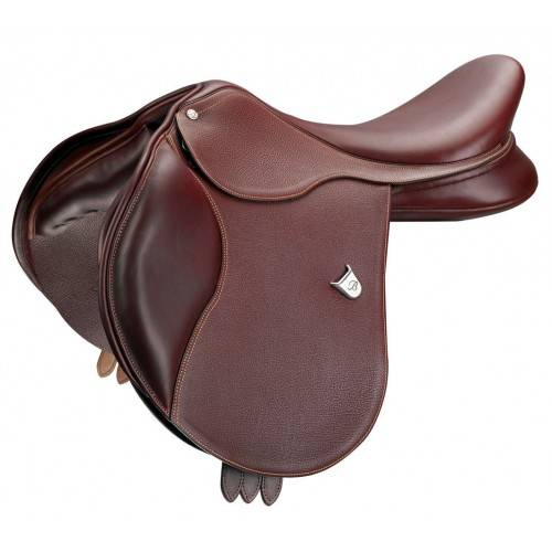 Bates Elevation Next Generation Deep Seat Flocked Saddle