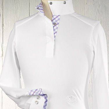 Essex Bella Talent Yarn Wrap Collar Shirt - Girls