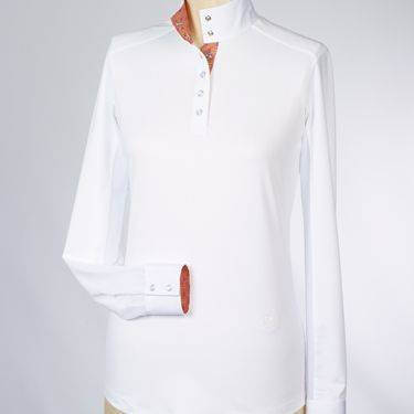 Essex Talent Yarn Adagio Show Shirt - Ladies