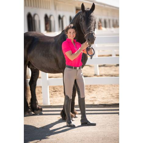 FITS Free Flex Zip Front Breeches - Ladies, Full Seat