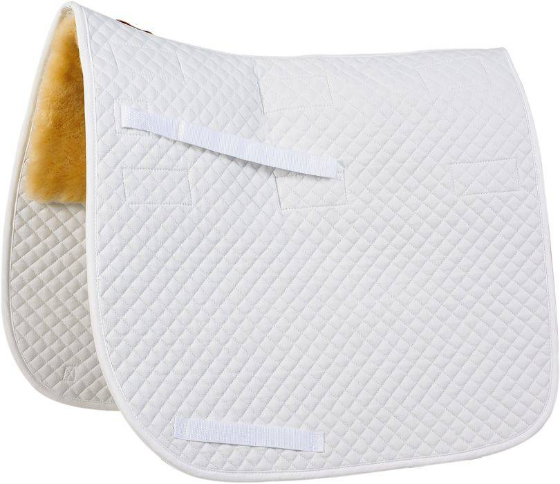 Fleeceworks Replacement Square Dressage Saddle Pad