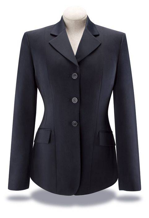 RJ Classics Xtreme Softshell Show Coat - Girls, Navy