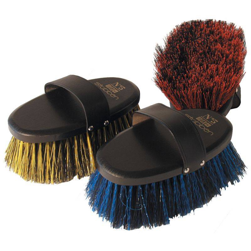 "Stubben 2"" Synthetic Soft Bristle Brush"