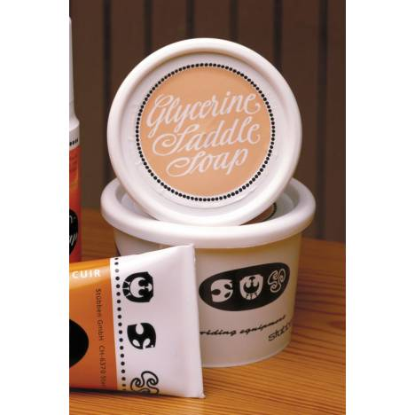 Stubben Glycerin Saddle Soap