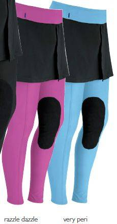 Irideon Issential Mini Riding Tights - Kids