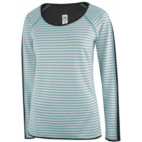 Irideon Himalayer Reversible Crew - Ladies