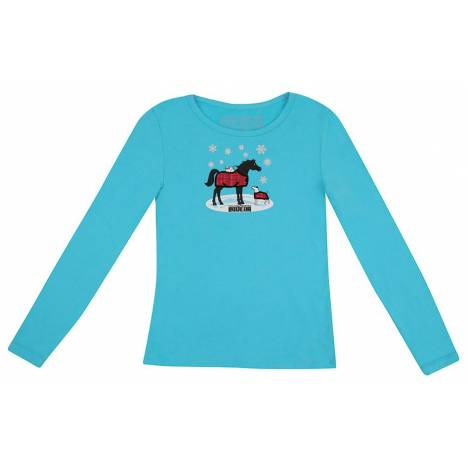 Irideon Pup N Pony 2014 Long Sleeve Tee - Kids