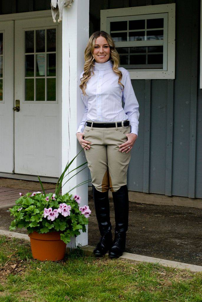 Tailored Sportsman Ladies Trophy Hunter Riding Breeches
