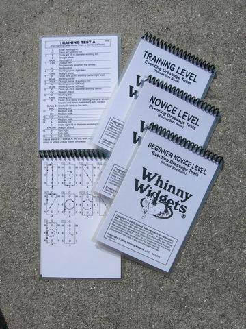 Whinny Widgets 2010 Training Level Event Test Book