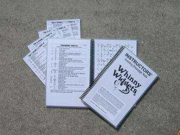 Whinny Widgets 2010 Eventing Instructors Book