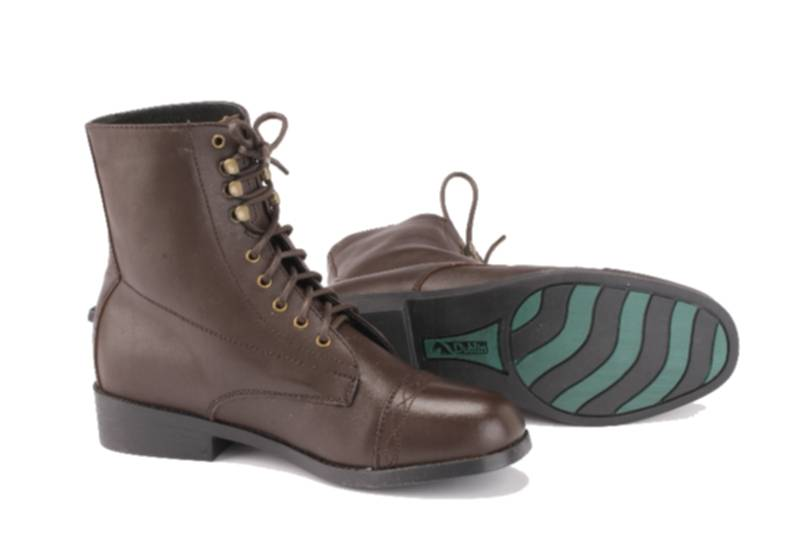 Dublin Esteem Lace Up RCS Paddock Boots