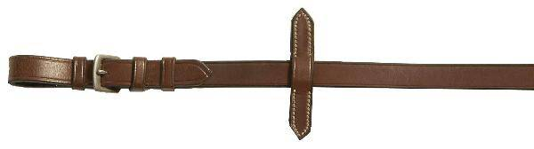 Collegiate Laced Reins With Buckle Ends
