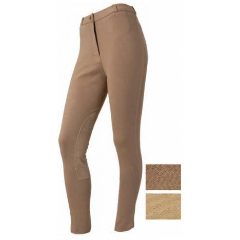Tough-1 Ladies Knee Patch Show Breeches