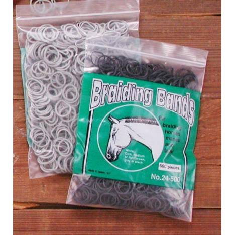 EquiRoyal Braidettes Braiding Bands