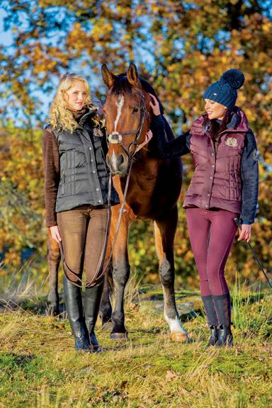 Mountain Horse Majesty Down Vest - Ladies