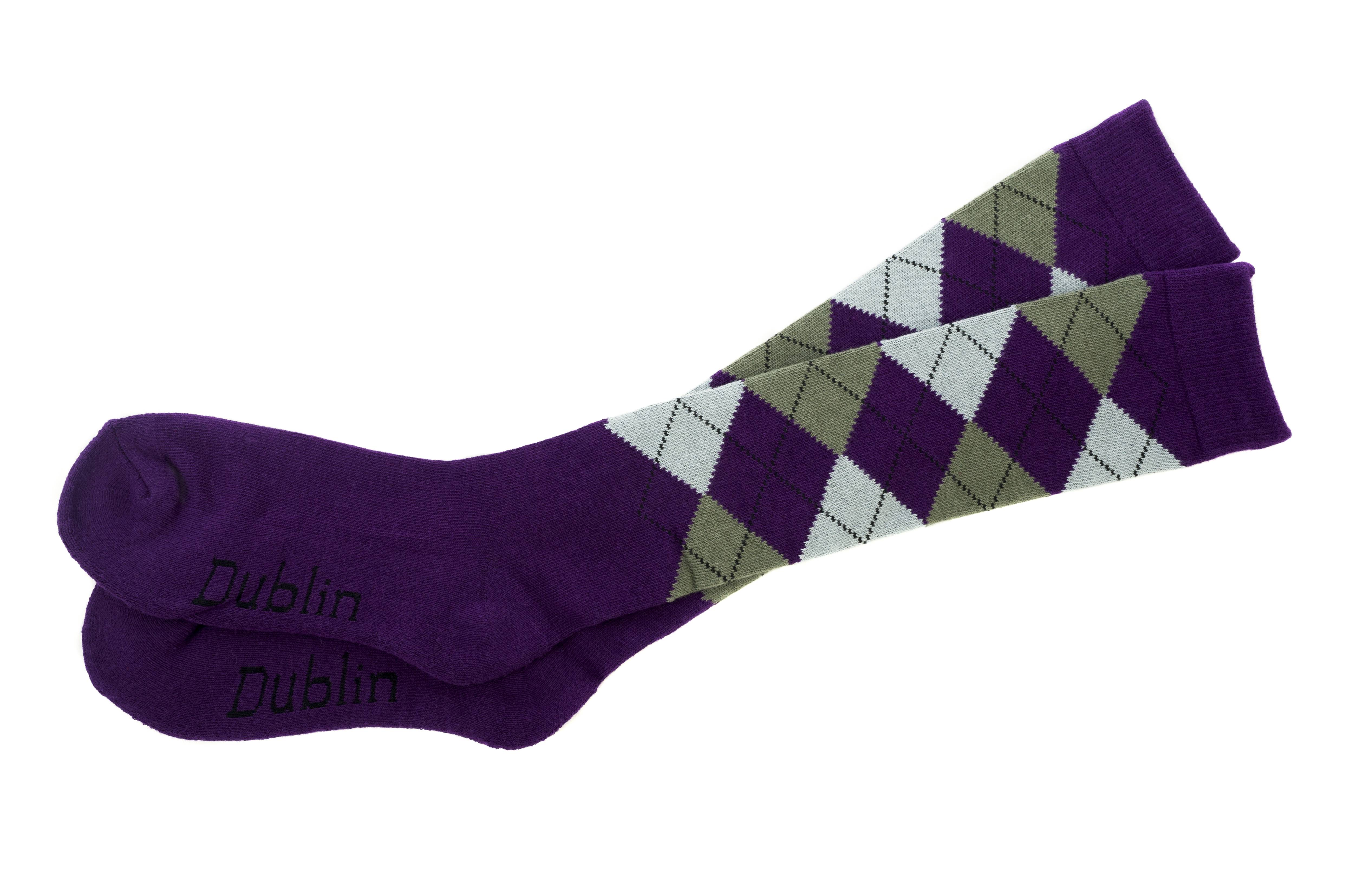 Dublin Knee Socks - Ladies