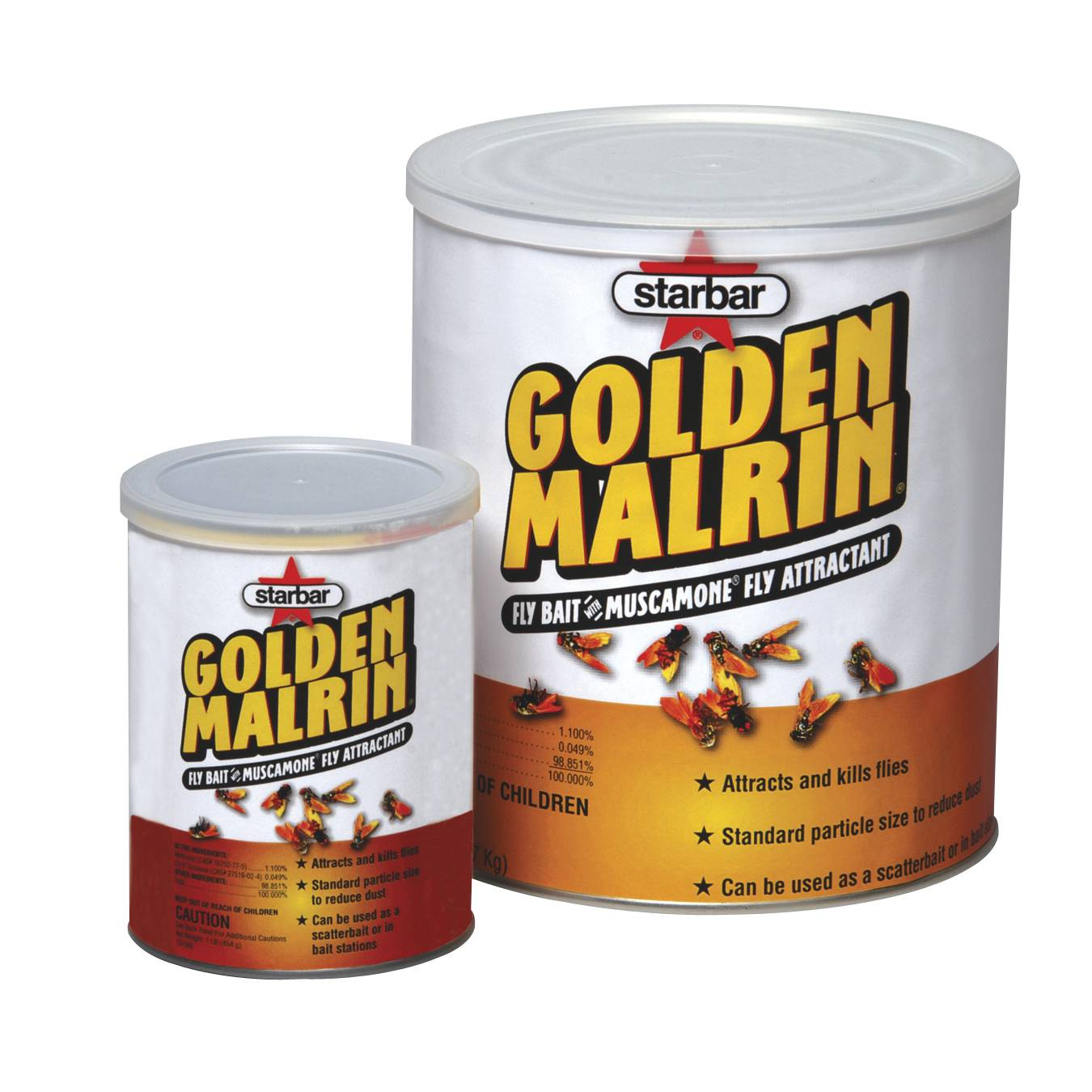 STARBAR Golden Malrin Fly Bait