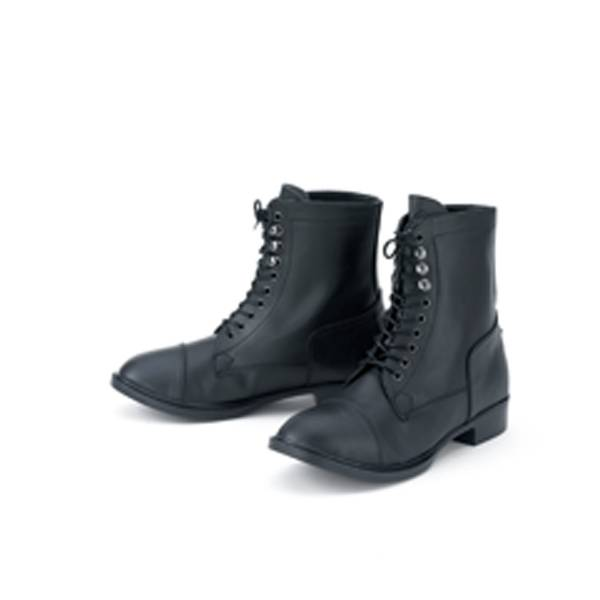 Millstone Ladies Synthetic Paddck Boots - Lace
