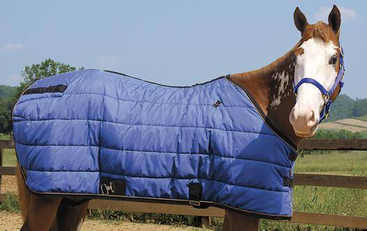 Weaver Heavyweight Winter Horse Stable Blanket (400 grams)