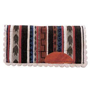 Weaver Diamondback Pony Western Saddle Pad